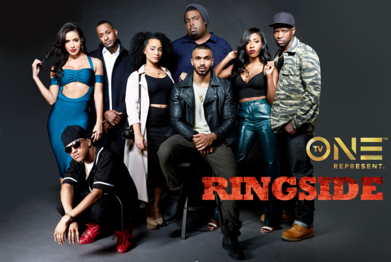 RINGSIDE-TV-One-cast-photo.poster